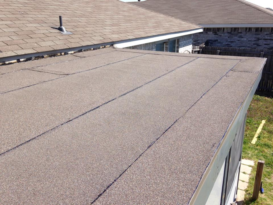 Flat Roof Repair In Richardson Texas