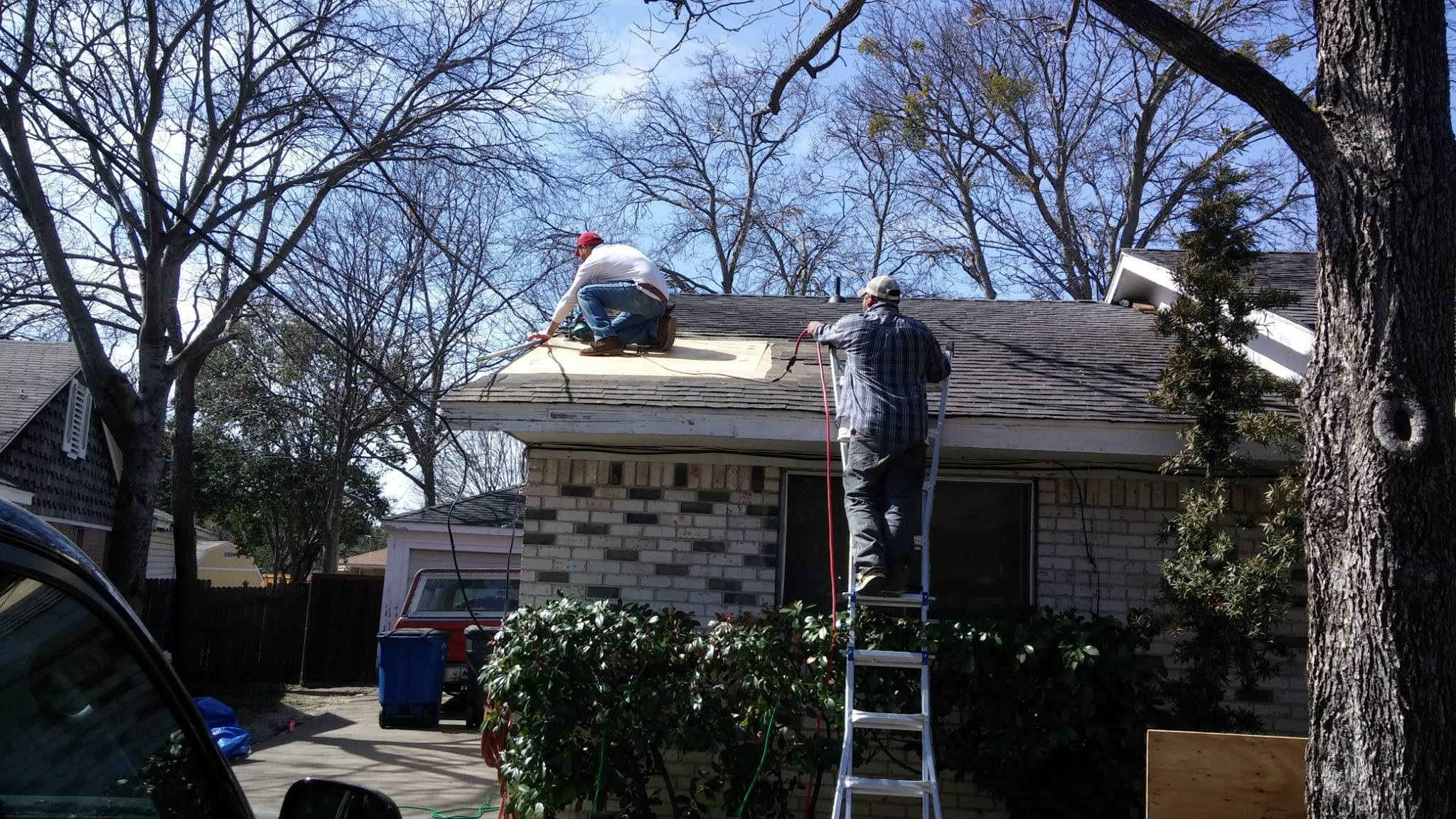 Roof Problems Inspection And Repair Services In Garland