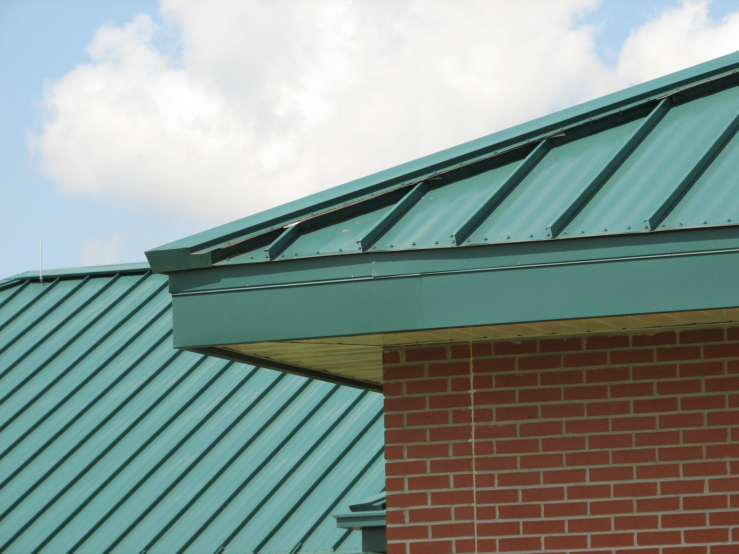 Garland Roof Company The Benefits Of A Metal Roof