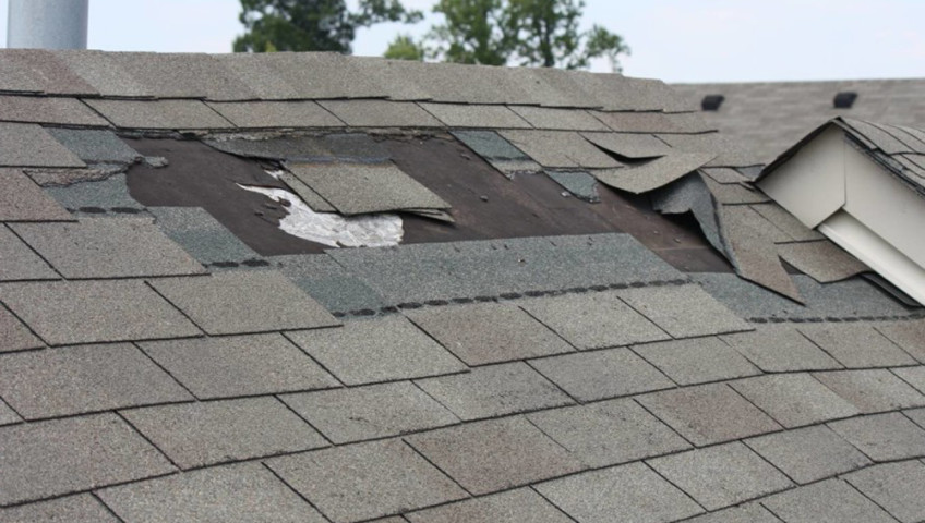Missing Shingles After A Storm In Dallas Here S How To