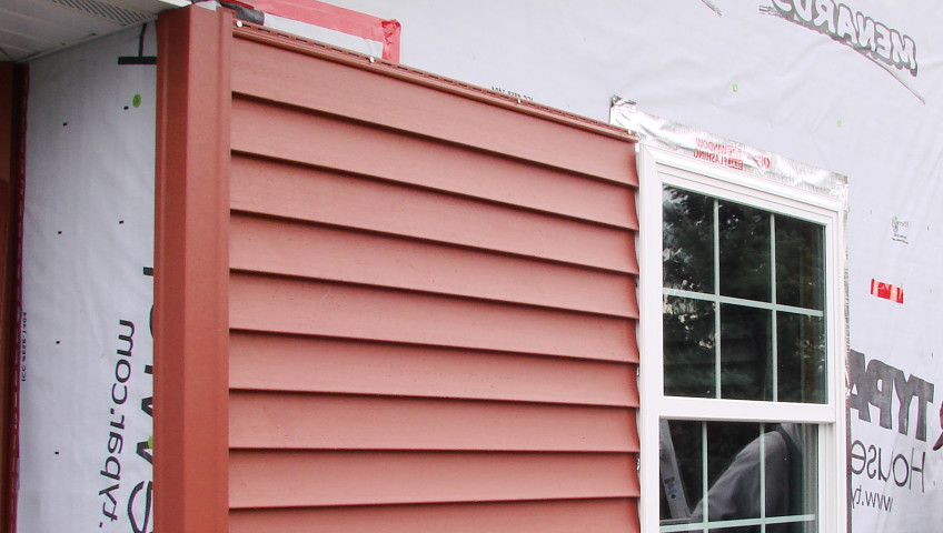 updated siding for your home